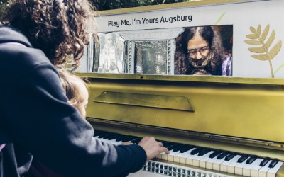 Thumbnail for Play me, I'm Yours Augsburg